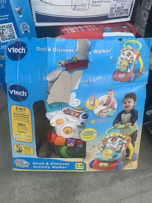 Like new walker $20 price is firm for Sale in North Las Vegas, NV