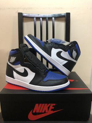 Jordan 1 Royal Toe for Sale in Rosemead, CA