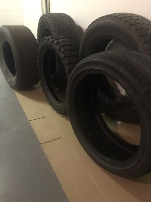 Spare tires for Sale in Valley City, ND