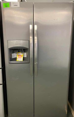Frigidaire side-by-side refrigerator!! All new with warranty S64 for Sale in Rancho Palos Verdes, CA