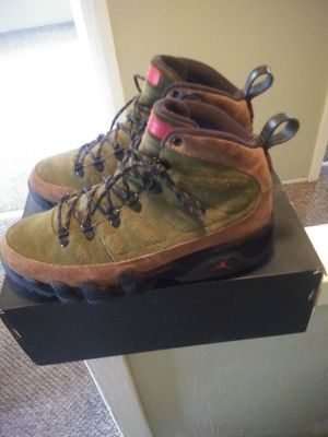 Air Jordan 9 Olive Boot Size 9 for Sale in Buffalo, NY