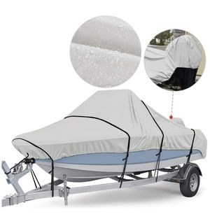 RVMasking Center Console Boat Cover - Upgraded 800D Waterproof Boat Cover for Center Console for Sale in Temecula, CA
