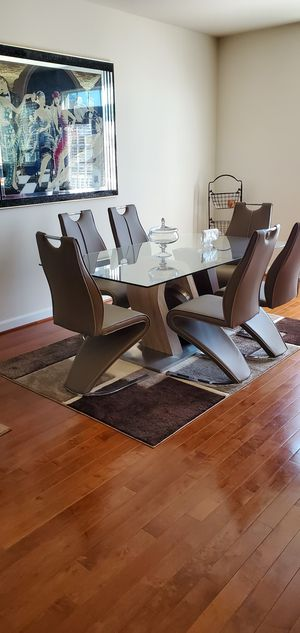 Dinning table set for Sale in Rockville, MD