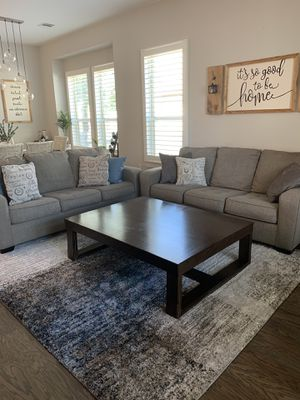 Large wooden coffee table - perfect for fixing for Sale in Austin, TX