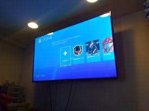 55 inch 4k smart TV with mount for Sale in Phoenix, AZ