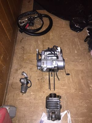 125cc m dirt bike needs repairs for Sale in IL, US