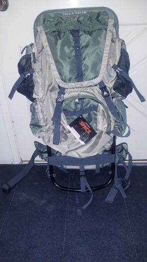 Brand new Field & Stream 50 Liter External Frame Backpack for Sale in Alhambra, CA