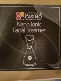 Facial Steamer. Brand New. Reduced To $20 for Sale in Delray Beach,  FL