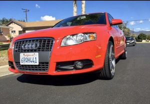 Audi A4 Turbo S-Line for Sale in Pomona, CA