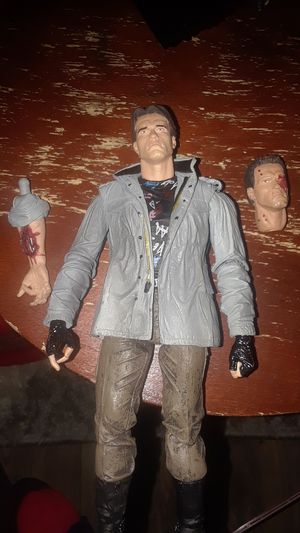 Terminator collectable action figusss for Sale in Kent, WA