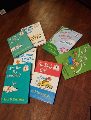 Lot of Children's Books-Beginner Books for Sale in Chattanooga, TN