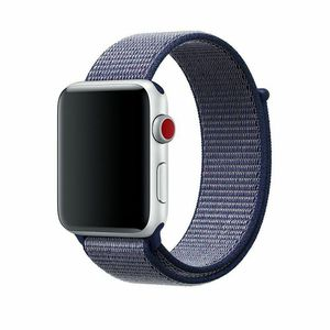 Woven Nylon Band For Apple Watch Sport Loop for Sale in Plymouth, MN
