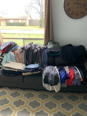 Men's clothes sizes M-L for Sale in Lewisville, TX