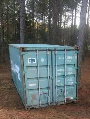 20' Shipping Container for Sale in Boston, MA