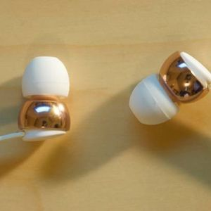 Studio Vasa Bla Bluetooth headphones, rose gold and white for Sale in Boston, MA