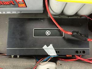 16-MC1. 1100 class D amplifier (Memphis) for Sale in North Miami Beach, FL
