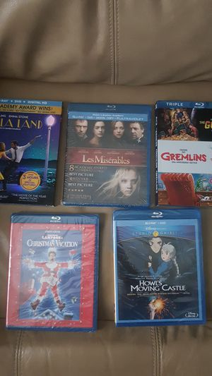 Blu Ray movie brand new for Sale in Elizabeth, NJ