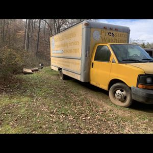 2008 GMC Box Truck (Parts Only) for Sale in Charlotte, NC