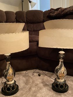 Vintage Lamps for Sale in Eighty Four,  PA
