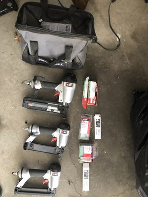 Porter Cable Nailers and Stapler for Sale in Winter Hill, MA