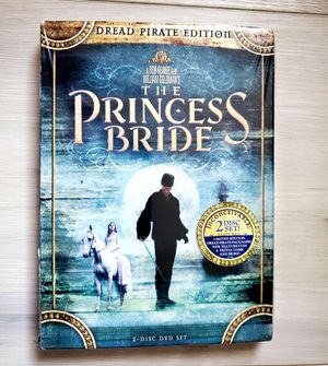 The Princess Bride Dread Pirate Edition DVD 2 Disc Set for Sale in VLG WELLINGTN, FL