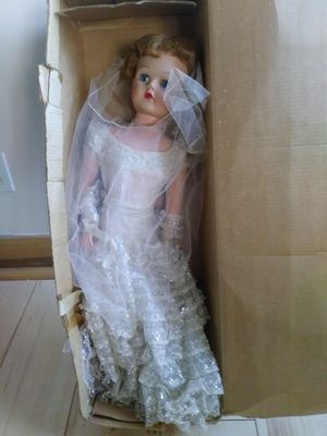 Betty the beautiful bride doll for Sale in St. Louis, MO