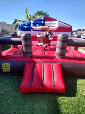 Mechanical bull for Sale in Montclair, CA