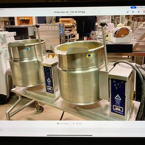 Cleveland Soup Kettles for Sale in Dallas, TX