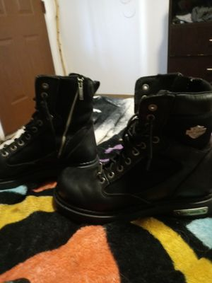 Harley-davidson boots mens for Sale in Oklahoma City, OK