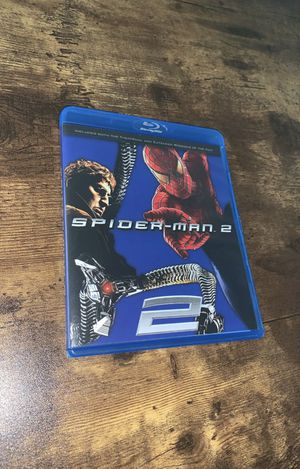 Spider-Man 2 Blu-Ray DVD for Sale in Middleburg Heights, OH