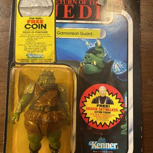 Star Wars GAMORREAN GUARD (1984) Action Figure for Sale in Heroica Matamoros, MX