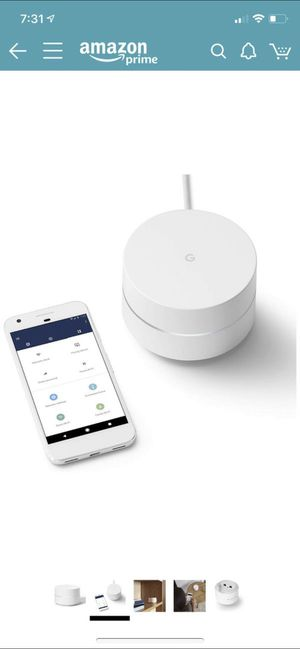 Google WiFi Router for Sale in Baldwin Park, CA