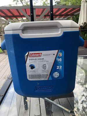 Coleman cooler for Sale in Houston, TX