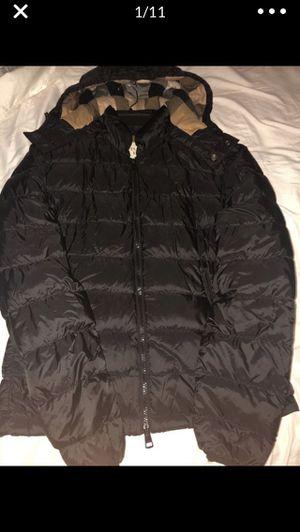 Burberry men's jacket for Sale in Gaithersburg, MD