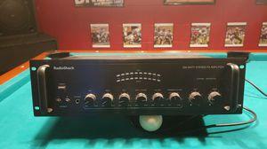 Radio Shack 250 watt amplifier for Sale in Reynoldsburg, OH