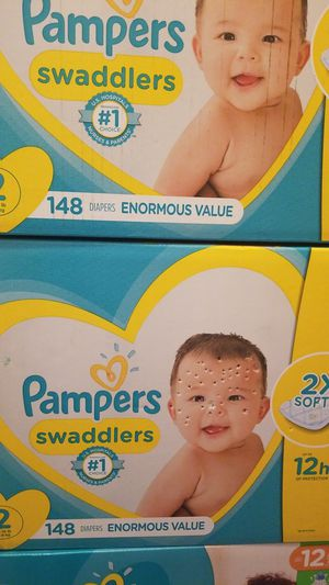 Pampers for Sale in Escondido, CA