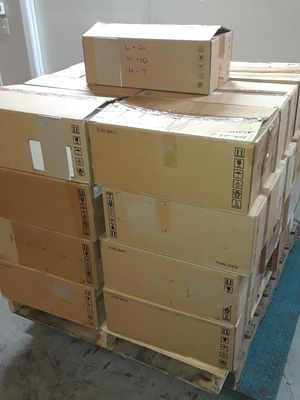 28 Used Empty Packing Moving Boxes 20x10x7 for Sale in Miami, FL