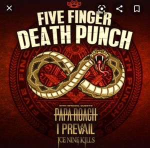 Five Finger Death Punch Tickets for Sale in Cape Coral, FL
