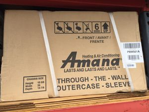 Amana AC SLEEVE (cover) for Sale in Springdale, AR