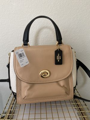 Coach 3-in-1 Leather Backpack for Sale in Chula Vista, CA