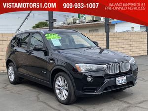 2016 BMW X3 for Sale in Ontario, CA