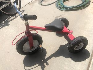 Red 3 wheeler tricycle / repair / make offer for Sale in Wildomar, CA