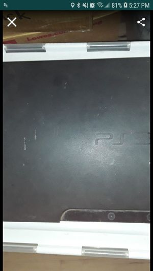 PS3 for parts Not working for Sale in Las Vegas, NV