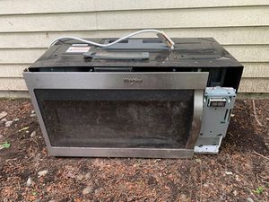 Whirlpool microwave - free for Sale in Federal Way, WA