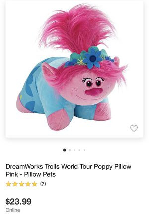 Troll Pillow for Sale in Fontana, CA