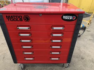 Matco Service cart for Sale in Amarillo, TX