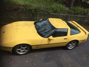1986 Chevy corvette auto for Sale in Woodbridge, VA