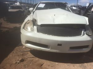 2007 Infiniti g35 coupe for parts for Sale in Phoenix, AZ