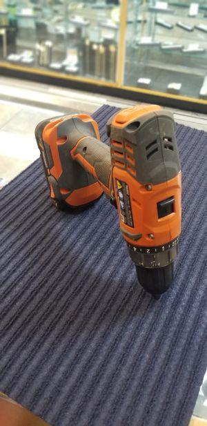 Ridgid drill $50 for Sale in Houston, TX