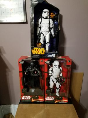 "Star wars 12"" electronic figures for Sale in Medford, MA"